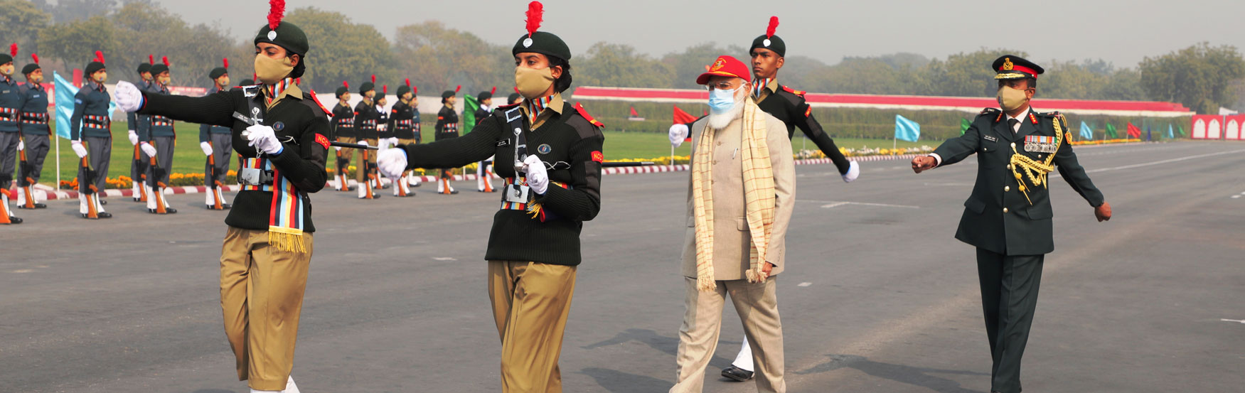 IndiaNCC - National Cadet Corps